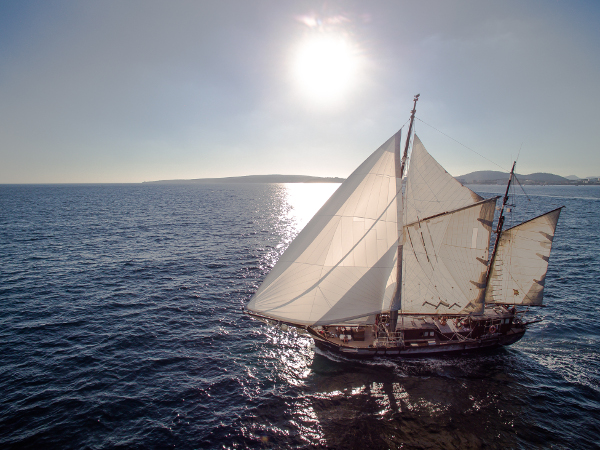 Rafael Verdera Sunset cruise Mallorca