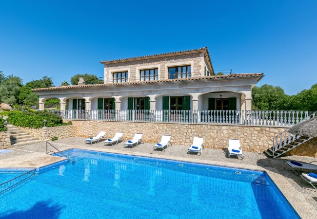 finca in Mallorca with rental licence
