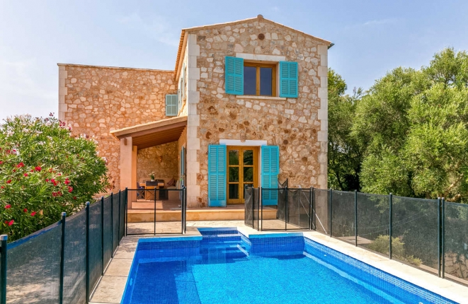 New top-address for your Mallorca holiday 2019: Booking portal Porta Holiday offers around 1,000 fincas and holiday homes on the Balearic island